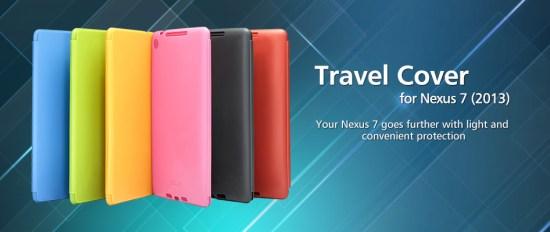 Nexus 7(2013) Travel Case Banner