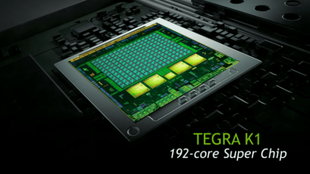 Tegra K1 - 192 Core Super Chip