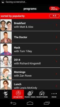 Triple J Show Lineup