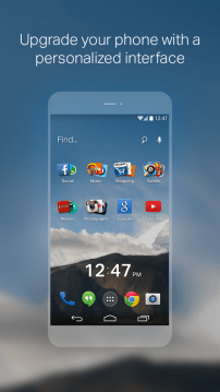 EverythingMe Launcher image 1
