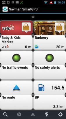 Navman Smart GPS Screenshot 2