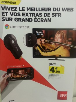 chromecast Europe