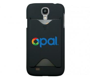 Black Galaxy S4 Cover