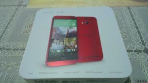 HTC One M8 Red Wild 3