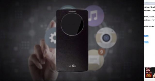LG G3 Circle Case