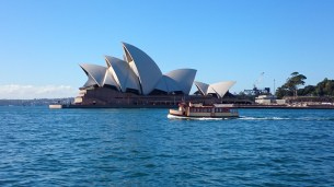 Opera House on a lovely day