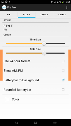 Paid Clock Options