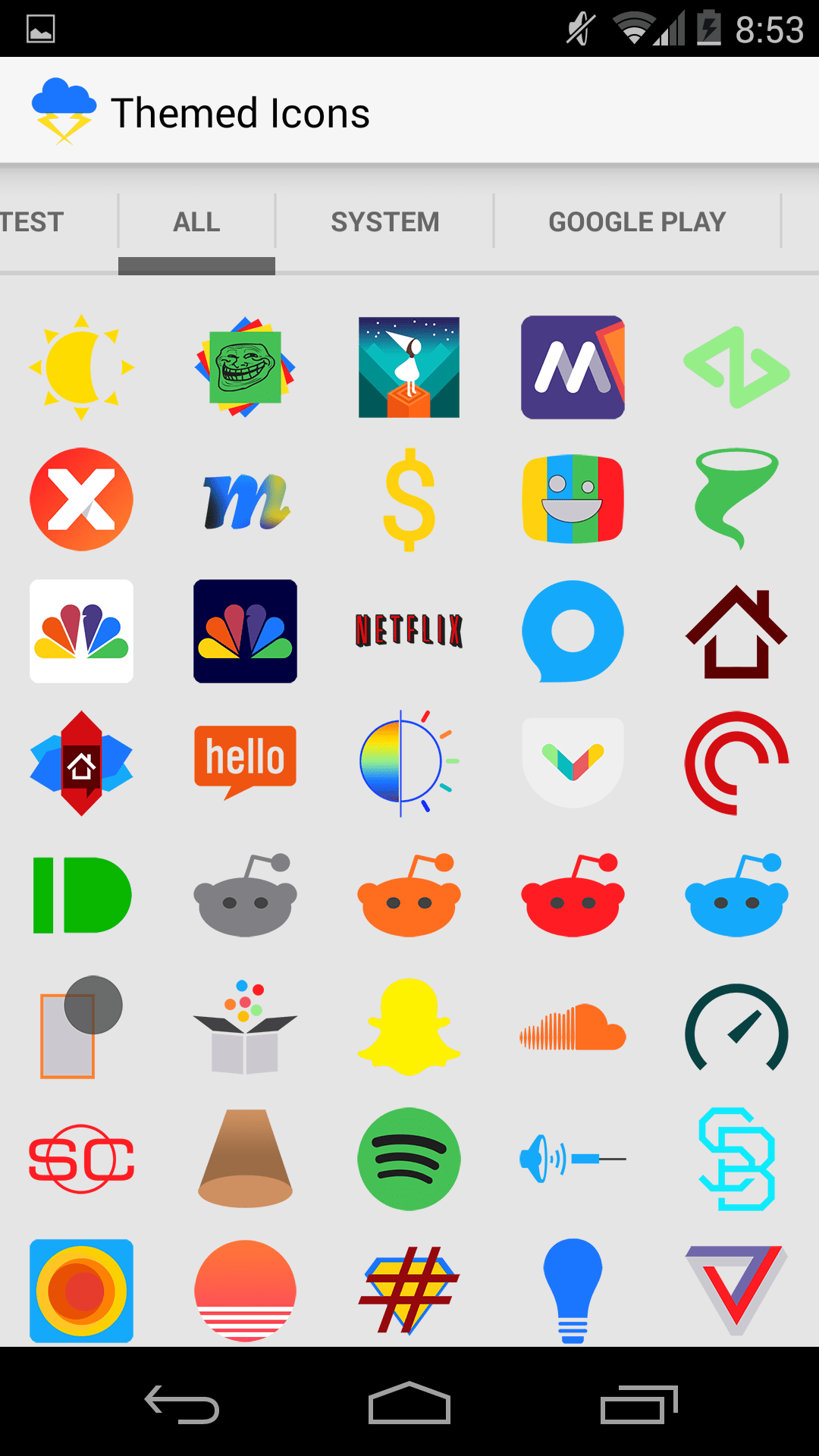 Charge Icons 1