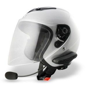 OPEN BOX - Avantree Motorcycle Bluetooth Wireless Headset