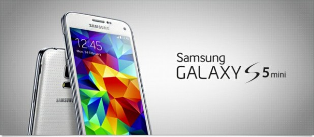 Galaxy S5 Mini Banner