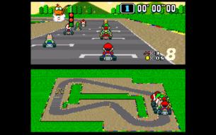 JXD S7800B - Mario Kart