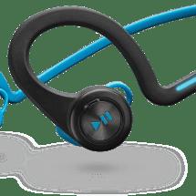 Plantronics Back Beat Fit - Blue