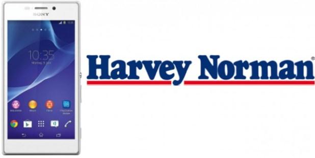 Xperia M - Harvey Norman
