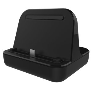 HTC One SV Dock Charging Station Cradle Charger fits Case