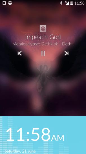 music_lockscreen