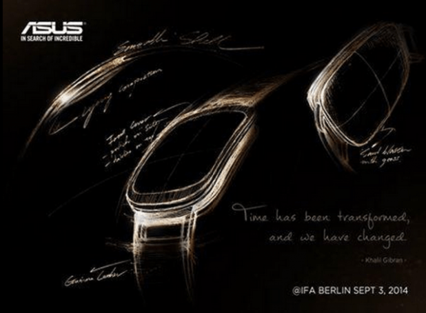 Asus - 2nd Smartwatch teaser