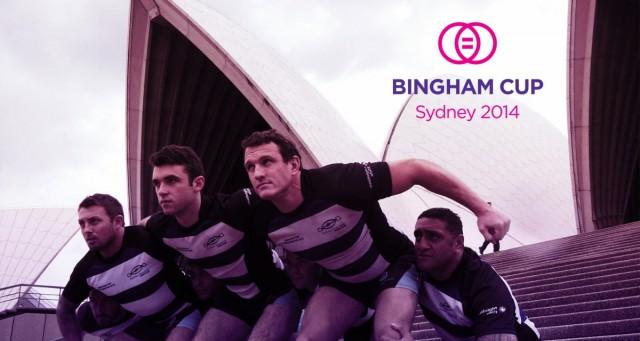Bingham Cup Poster