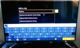 Set up a home city