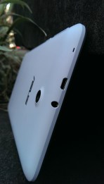 Charger Port, Audio Jack of the Asus MeMO Pad 7