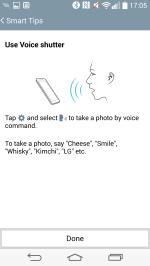 Smart Tips - Voice Shutter