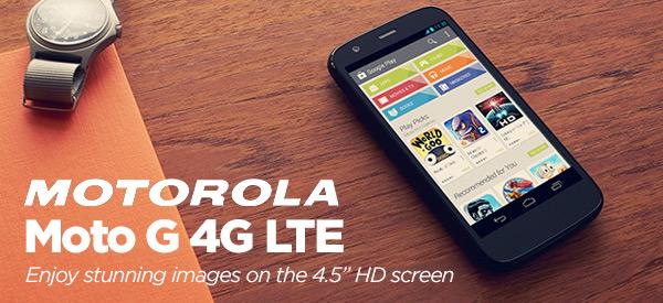 Kogan Moto G 4G LTE