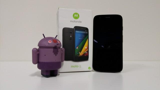 Moto G 4G  (Medium)