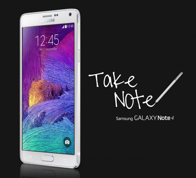 Note 4 Competition