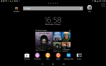 Launcher Home