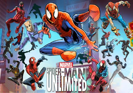 SpiderMan - Gameloft