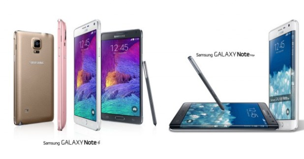 Galaxy Note 4 Note Edge