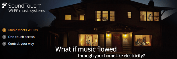 Wi-Fi® music systems