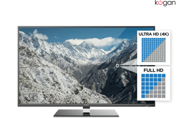 Agora 4K 65-inch Android TV