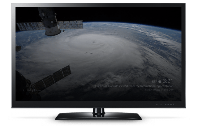 Chromecast - NASA - Backdrop