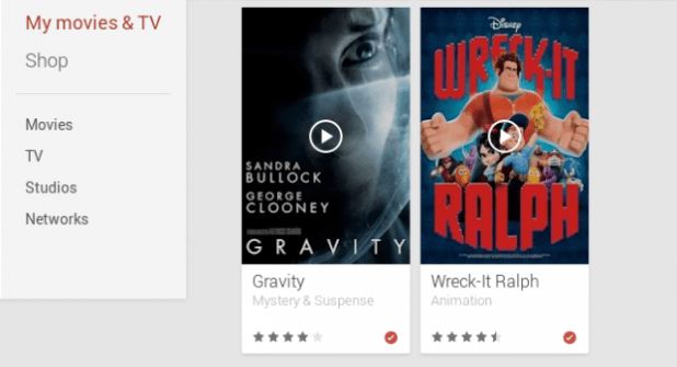 Google Play Movies - Wreck-It Ralph