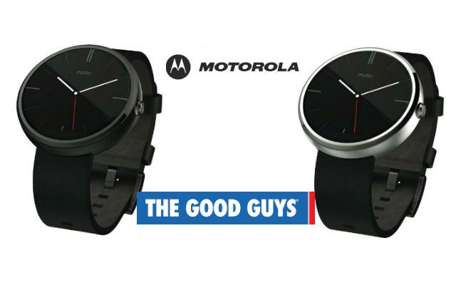 Moto 360 - Good Guys