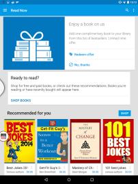 Nexus 9 - Books (Free Content Offer 1)