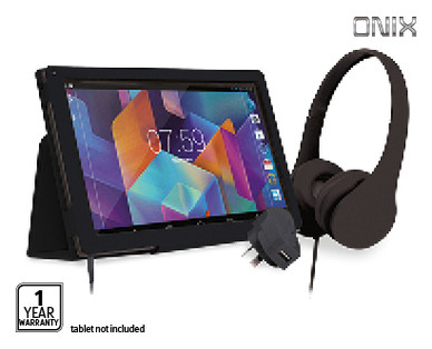 Onix Tablet Accesssories - Black