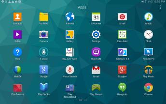App Tray 1