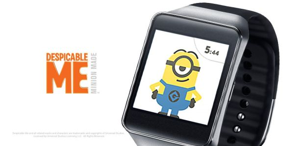 Android Wear DespicableMe
