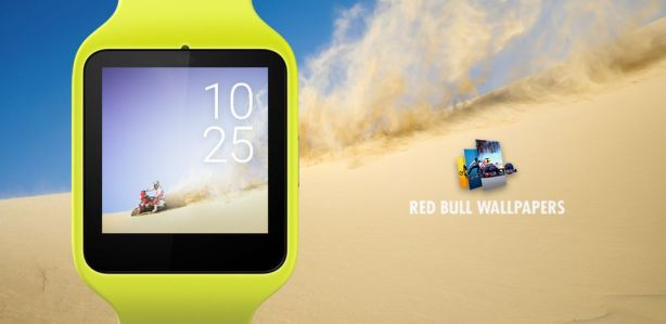 Android Wear Red Bull