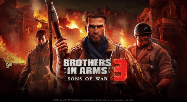 Brothers In Arms 3