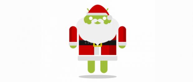 Santa Droid
