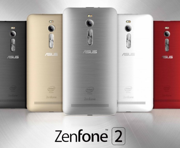 ASUS ZenFone 2 color line up 2