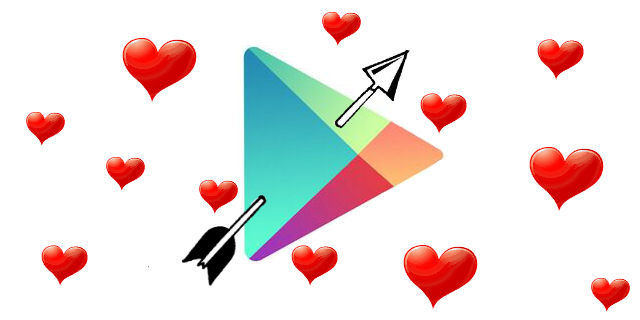 Google Play Valentines Day