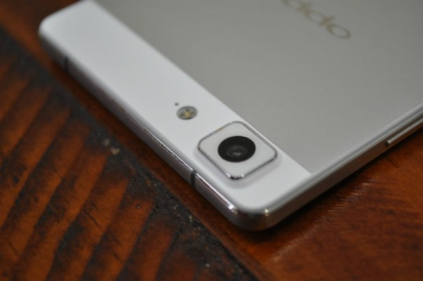 Oppo R5 Camera Bump