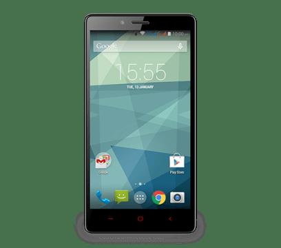 "Bauhn 5.5"" Dual Sim Smartphone - front"