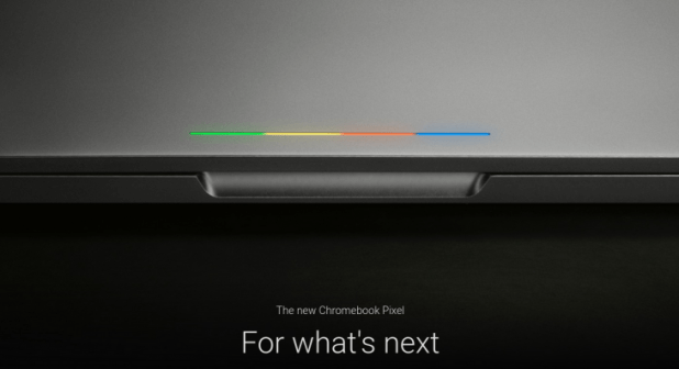 Chromebook Pixel 2 - For What's Next