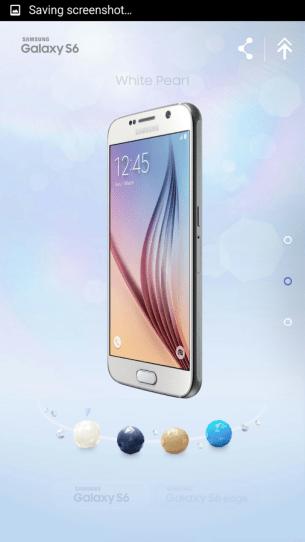 Galaxy S6 Experience 5