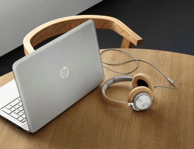 HP Bang & Olufsen Partnership