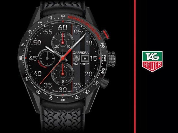 TAG Heuer Carrera Monaco Grand Prix Limited Edition Watch